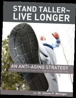 Stand Taller-Live Longer